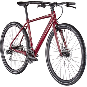 Orbea Carpe 40 metallic red
